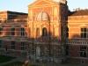 Die Kapelle im Sonnenschein