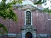 Rückansicht der Kapelle