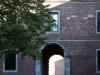 Eingang von der Nordseite zur Verwaltung