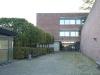 Der Eingang des Instituts