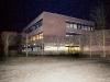 Das Institut bei Nacht