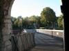 Blick von der Südpoterne auf den Jülicher Stadtpark