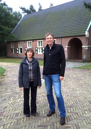 Projektlehrer in Schaarsbergen