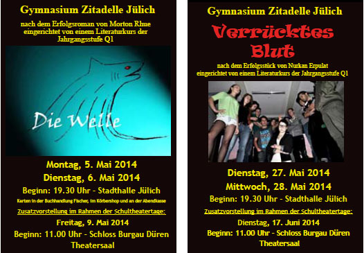 2014-03-31 Schultheatertage