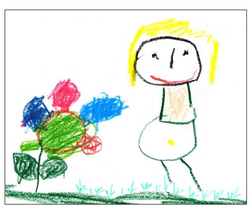 Bild von Emma, 3 Jahre